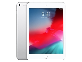 Apple iPad mini 256Gb Wi-Fi + Cellular Silver (MUXD2RU/A)