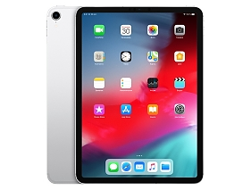 Apple iPad Pro 11 256Gb Wi-Fi + Cellular Silver (MU172RU/A)