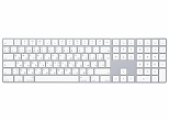 Apple Magic Keyboard with numeric keypad Silver (MQ052RS/A)