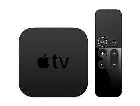 Apple TV 4K 64Gb (MP7P2RS/A)